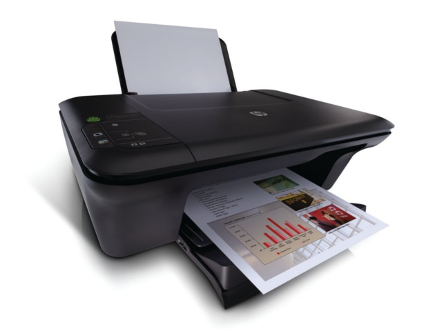HP Deskjet 2050A All-in-One Printer (CQ199C) - Specifications in Pakistan. - Bhao Tao