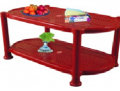 Double shelf table  V-230