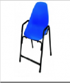 Plastic Shell Chair B-203