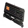 Gaming Keyboard - Neon LED Backlit - LK Black Switches Light Strike LK Optical Mechanical