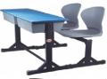 Study pecock bench 2-seater B-482 + B-498