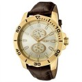 Invicta Mens 43663-004 Gold Dial