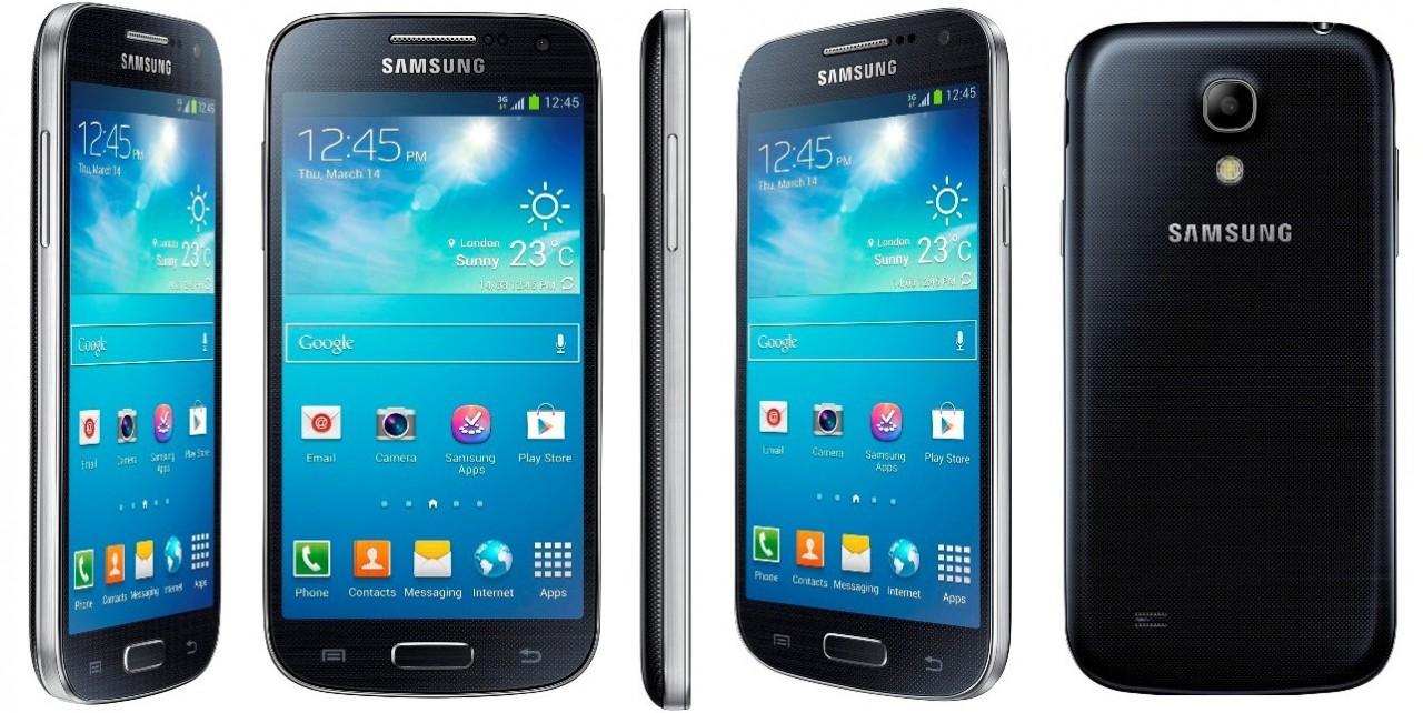 Samsung Galaxy S4 Mini, Samsung, Galaxy S4 Mini, Samsung