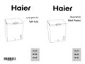Haier Deep Freezer BD-142