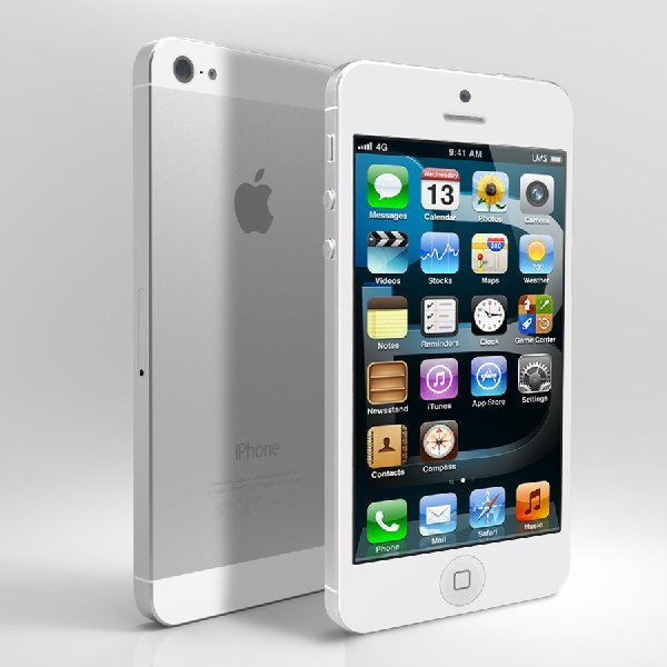 Image result for Apple iPhone 5 64GB White